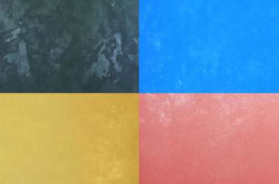 Тонкослойное декоративное покрытие Велюр