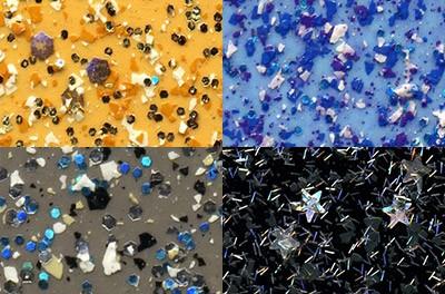Флок-чипсовые декоративные покрытия Мраморикс Шик