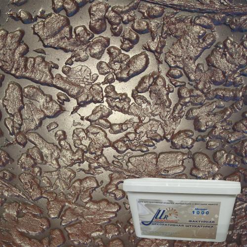 Штукатурка Морская пена колерованная 1085