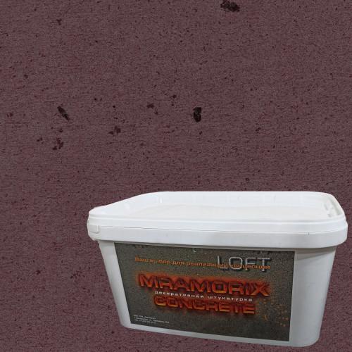 Мраморикс дизайн Mramorix Concrete колерованная по палитре 804