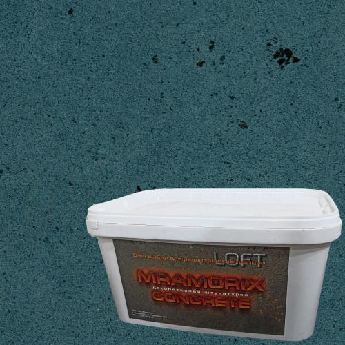 Мраморикс дизайн Mramorix Concrete колерованная по палитре 805