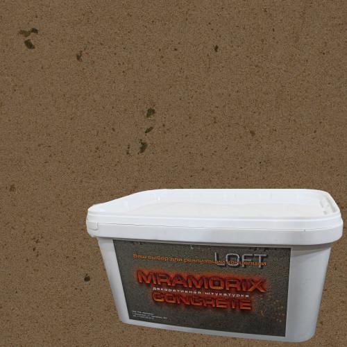 Мраморикс дизайн Mramorix Concrete колерованная по палитре 806