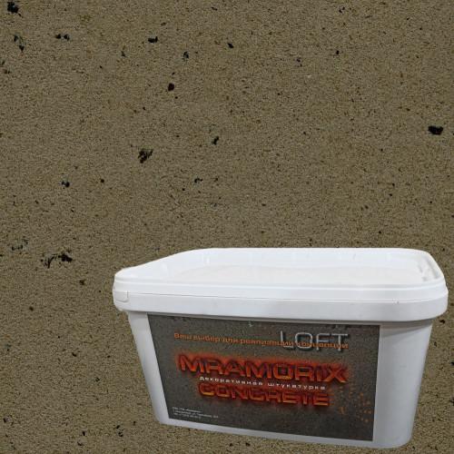 Мраморикс дизайн Mramorix Concrete колерованная по палитре 808