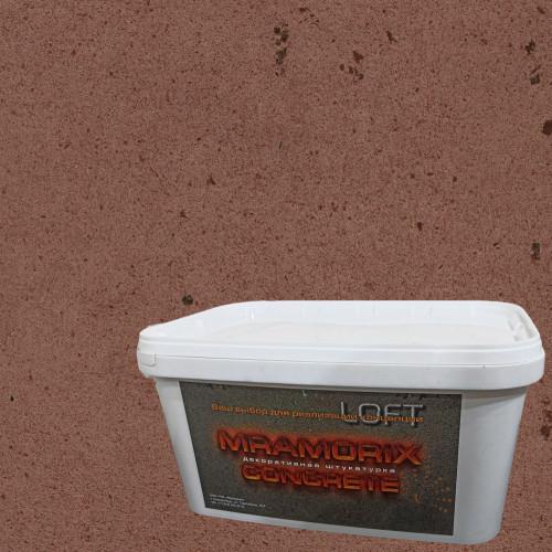 Мраморикс дизайн Mramorix Concrete колерованная по палитре 810