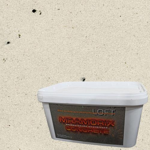 Мраморикс дизайн Mramorix Concrete колерованная по палитре 814