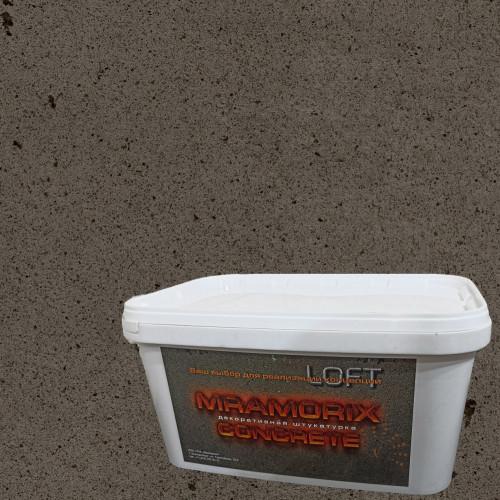 Мраморикс дизайн Mramorix Concrete колерованная по палитре 815
