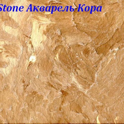 Гибкий камень Мраморикс SoftStone Акварель Кора