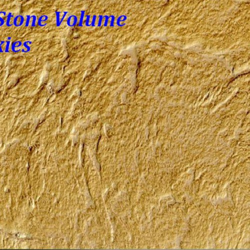 Гибкий камень Мраморикс SoftStone Volume Cookies