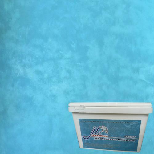 Тонкослойное декоративное покрытие Мраморикс Нано Велюр Гретхен