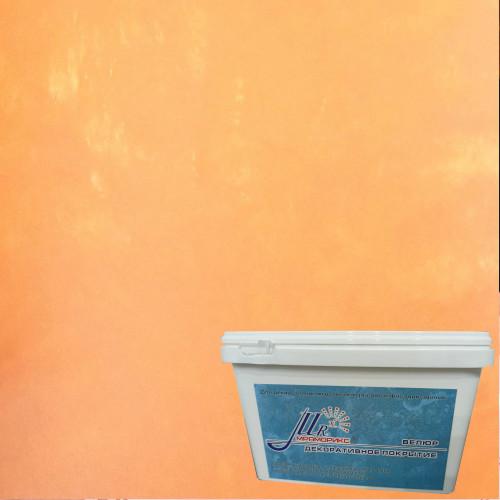 Тонкослойное декоративное покрытие Мраморикс Нано Велюр Моисей