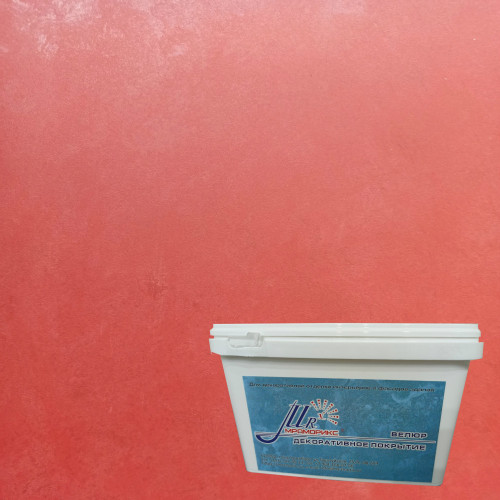 Тонкослойное декоративное покрытие Мраморикс Нано Велюр Одержимость