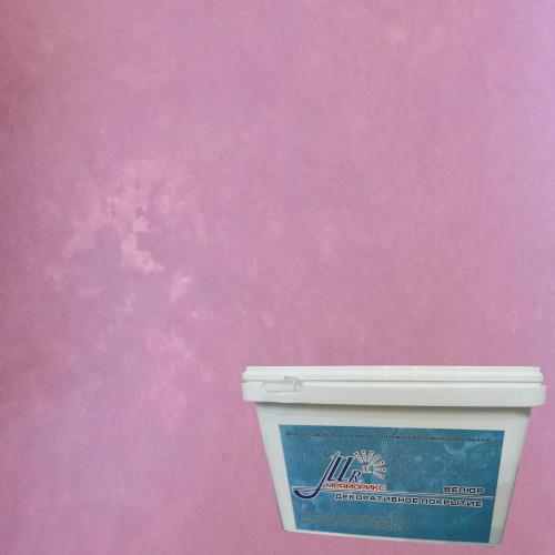 Тонкослойное декоративное покрытие Мраморикс Нано Велюр Паяц