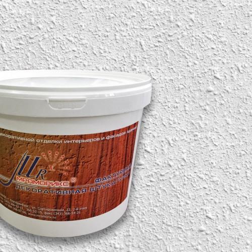 Фактурная декоративная штукатурка Набрызг, под окрас