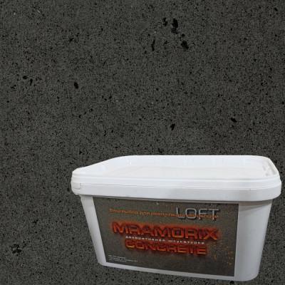 Мраморикс дизайн Mramorix Concrete колерованная по палитре 801
