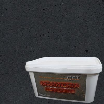 Мраморикс дизайн Mramorix Concrete колерованная по палитре 802