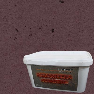 Мраморикс дизайн Mramorix Concrete колерованная по палитре 803