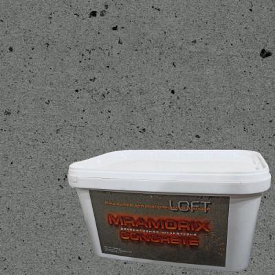 Мраморикс дизайн Mramorix Concrete колерованная по палитре 807