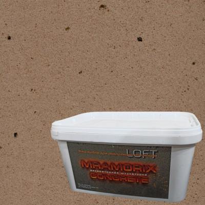 Мраморикс дизайн Mramorix Concrete колерованная по палитре 809