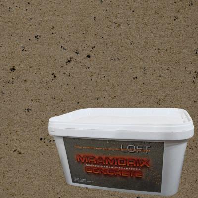 Мраморикс дизайн Mramorix Concrete колерованная по палитре 811