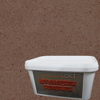 Мраморикс дизайн Mramorix Concrete колерованная по палитре 812