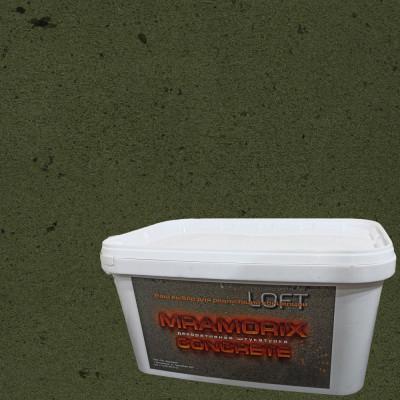 Мраморикс дизайн Mramorix Concrete колерованная по палитре 813