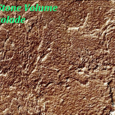 Гибкий камень Мраморикс SoftStone Volume Chocolade