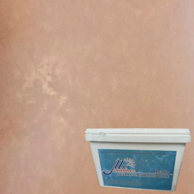 Тонкослойное декоративное покрытие Мраморикс Нано Велюр Крем Каньон
