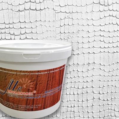 Фактурная декоративная штукатурка Абстракт-1000 Кожа, под окрас